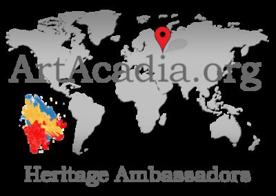 ArtAcadia.org logo
