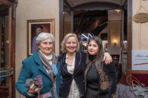Paula, Carolina & Mariasole