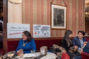 Atelier della Calce, ArtAcadia.org & Garibaldi