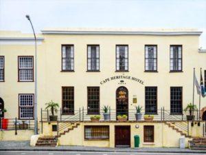 Cape Heritage Hotel - Cape Town