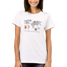 Heritage Ambassadors – Ladies – T-Shirt